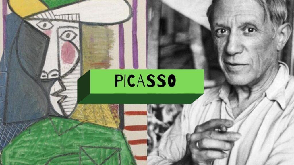 Picasso - Thần đồng hội họa