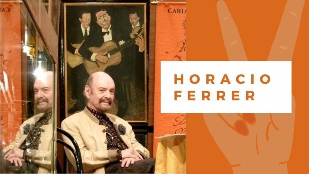 Biên kịch Horacio Ferrer