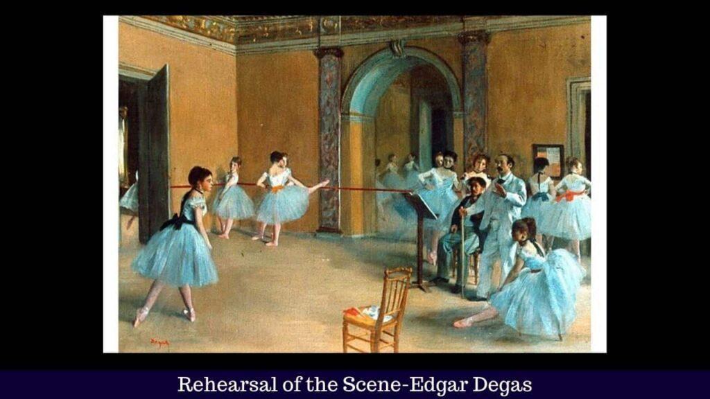 Rehearsal of the Scene