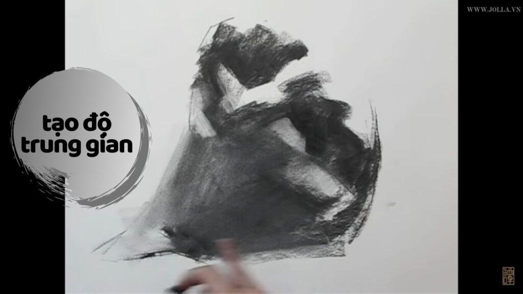 Cách vẽ than