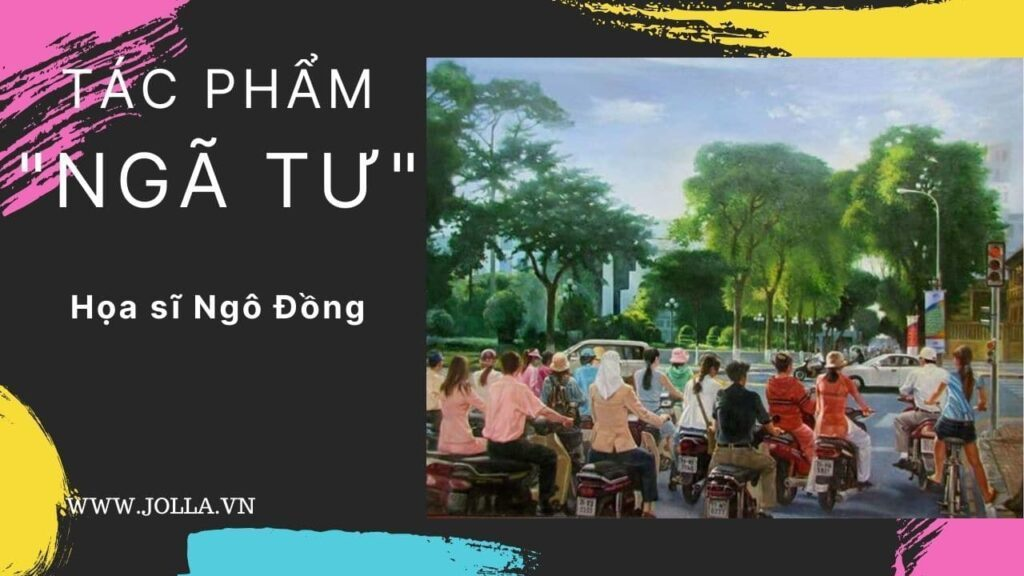 """""""Sài Gòn – Ngã tư"""""""
