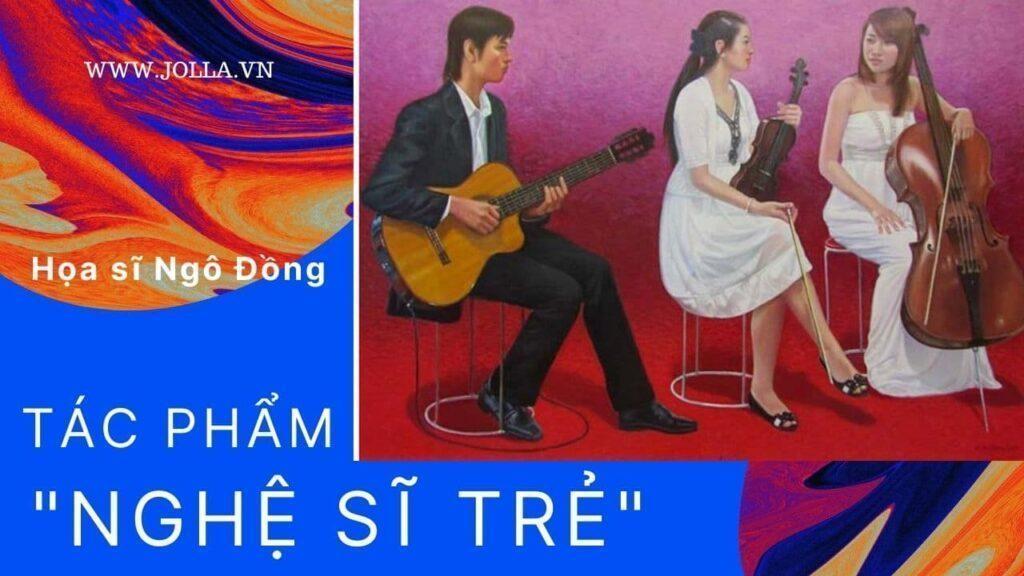 """""""Sài Gòn - Nghệ sĩ trẻ"""""""