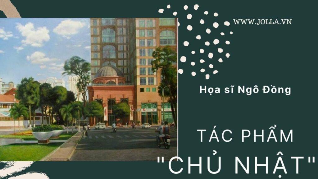 """""""Sài Gòn - Chủ Nhật"""""""
