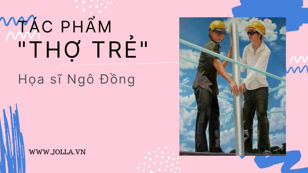 """""""Sài Gòn – Thợ trẻ"""""""