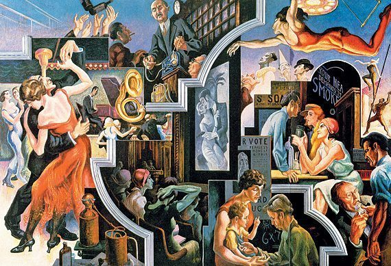 Benton - City Activities with Dance Hall - 1930-31