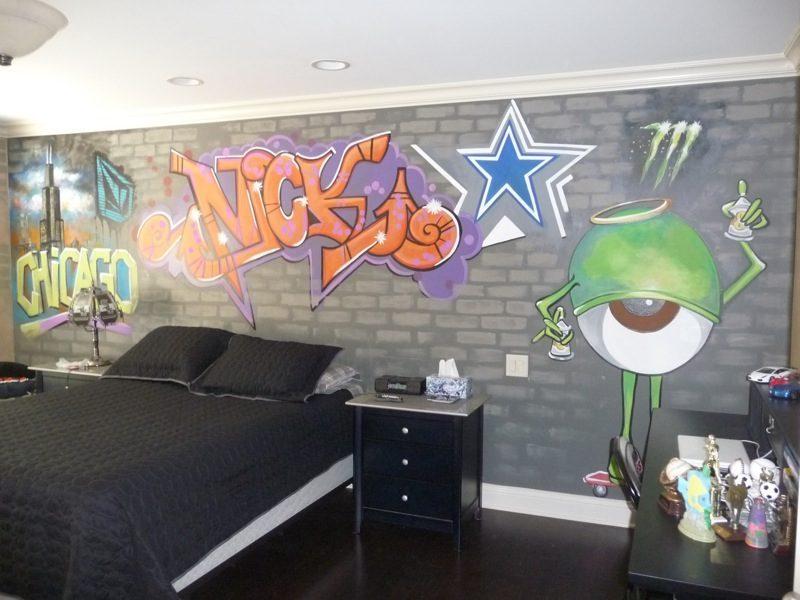 P1020724 0 - Vẽ Tranh Tường Phòng Ngủ