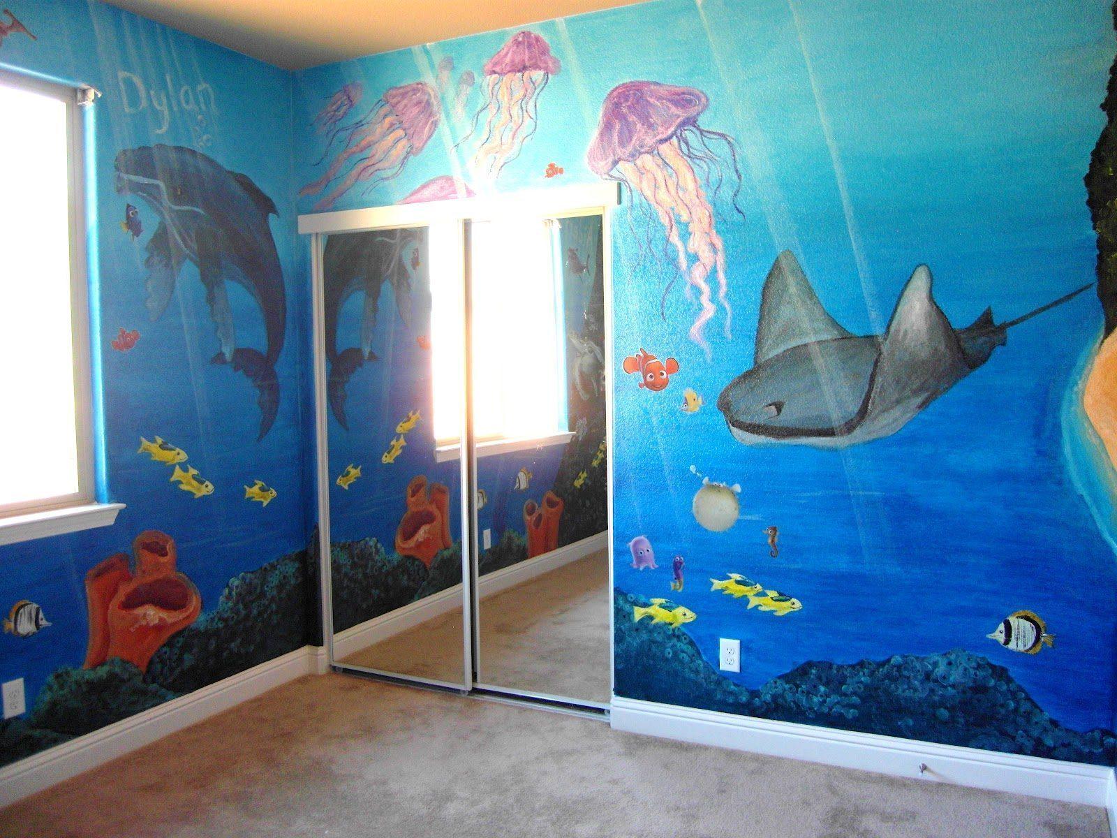 SDC13785 - Vẽ Tranh Tường Phòng Bé