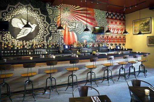 tr110114 miami12 pg horizontal - Vẽ Tranh Tường Nhà Hàng Bar