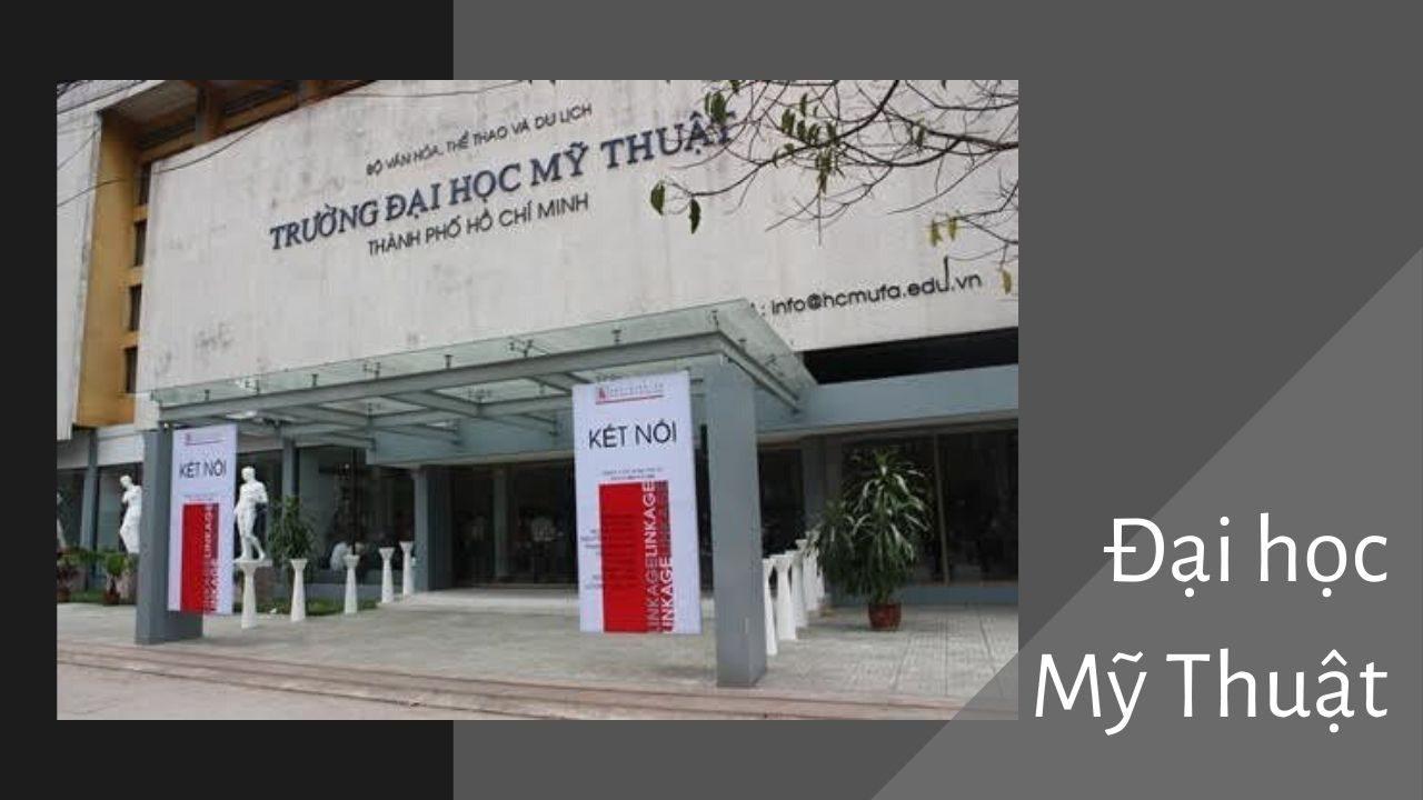 đại học mỹ thuật TPHCM