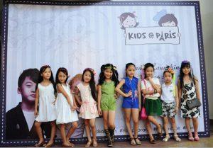 1435719234 kidsparis 1 sao nhi 300x209 - Dàn sao nhí hội tụ ngày ra mắt thương hiệu Kids@Paris.