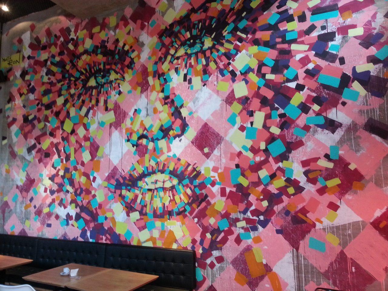 BAStreetArt 27 lr - Vẽ Tranh Tường Karaoke