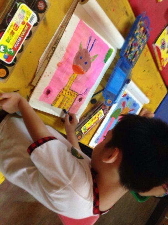 Dạy trẻ cách học bằng 2 bán cầu não để thông minh hơn
