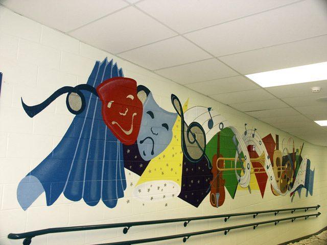 PICT0400 - Vẽ Tranh Tường Mầm Non Lớp Học
