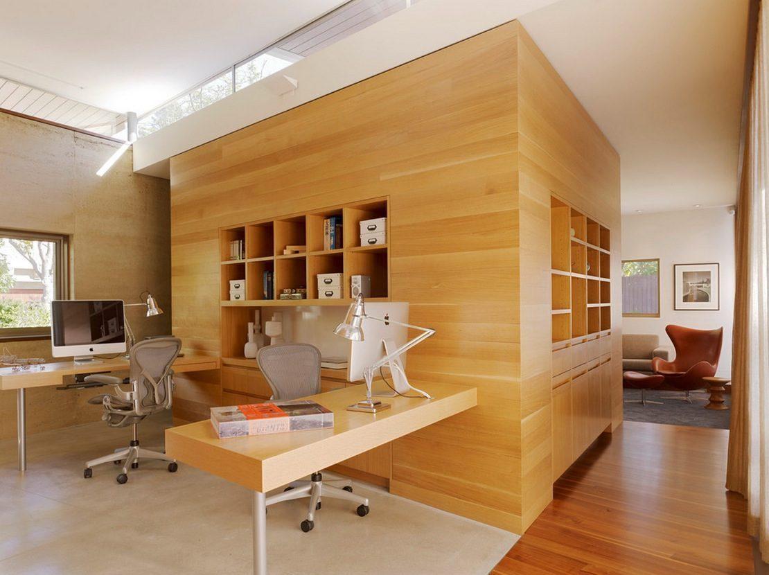 Wood Panels Wall - Thiết kế thi công đồ gỗ nội ngoại thất