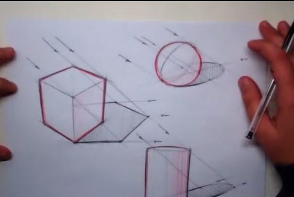 Hướng Dẫn Vẽ Đầu Tượng 21