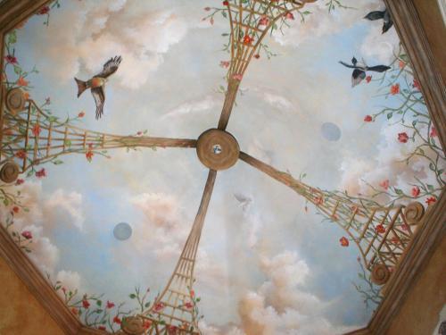 ceiling-mural