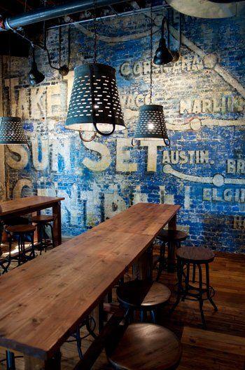 trang tri nha hang - Vẽ Tranh Tường Quán Cafe