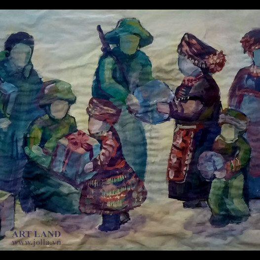 web bo cuc tranh mau 527x527 - Trung Tâm Đào Tạo Mỹ Thuật Art Land Quận 7