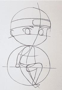 16 208x300 - Làm thế nào để vẽ Naruto huyền thoại?
