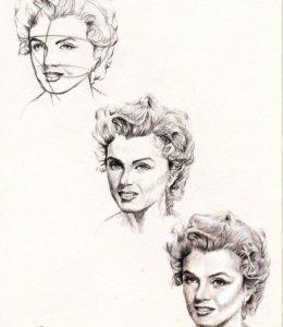 2 4 260x300 - Phương pháp vẽ người cơ bản