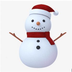 5 1 300x300 - Học vẽ người tuyết vui tươi