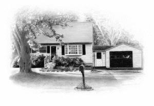 5 2 300x208 - Nghệ thuật vẽ tranh trắng đen bằng bút chì