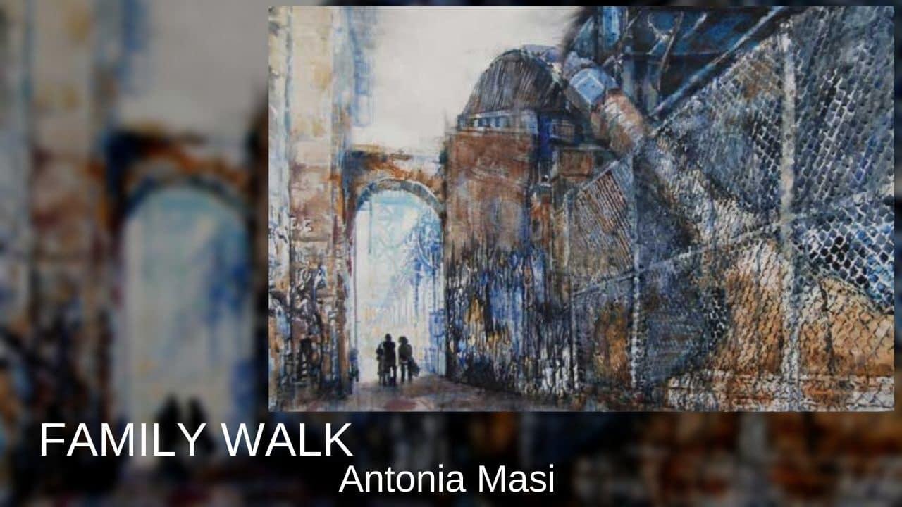 Family Walk-Antonia Masi (nguồn internet)