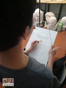 Học-vẽ-luyện-thi-Mỹ-thuật-Kiến-trúc-TPHCM
