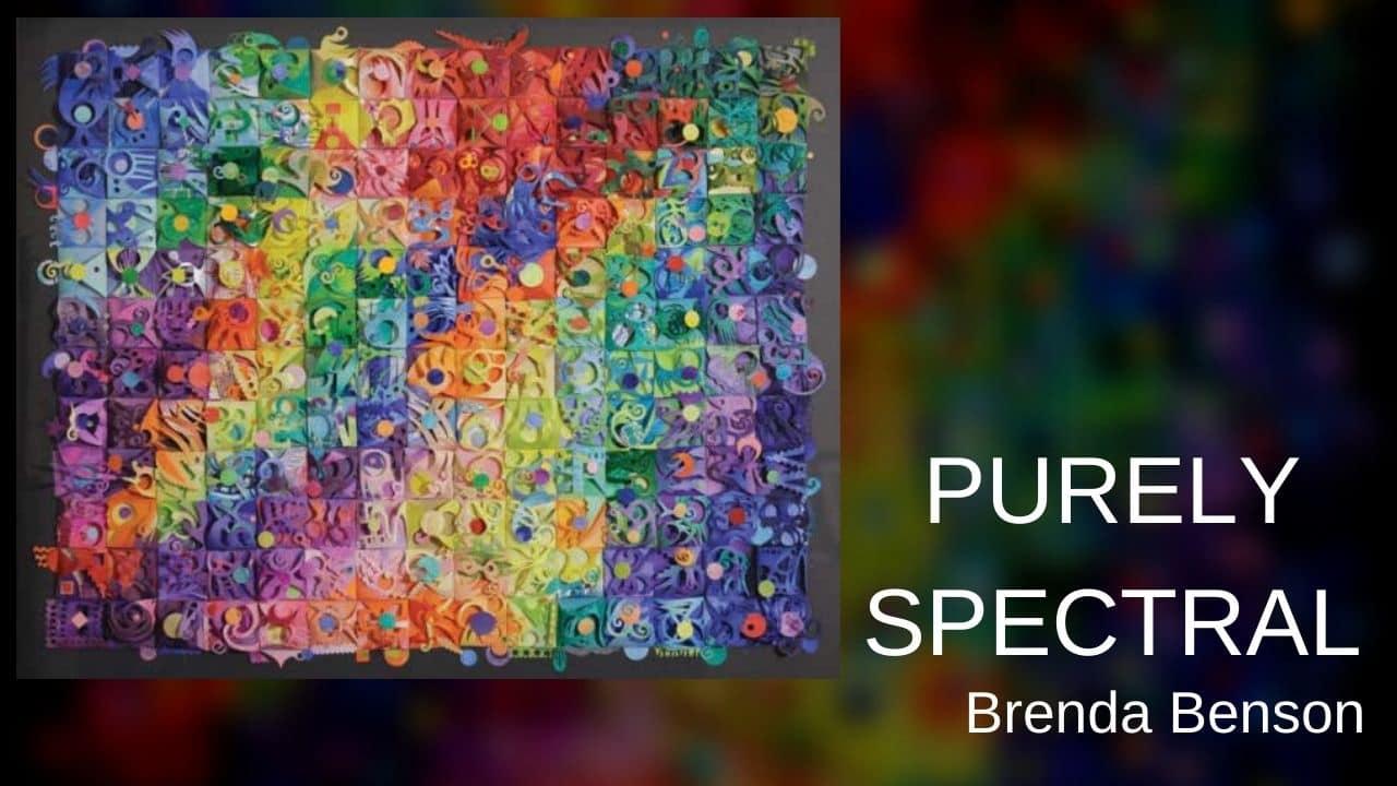 Purely Spectral-Brenda Benson (nguồn internet)