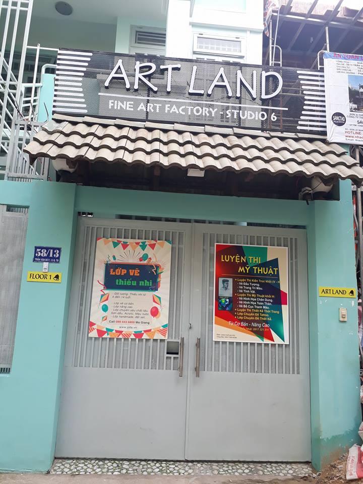trung tâm dạy vẽ mỹ thuật quận tân bình