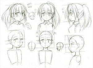 i 300x218 - 9 bước vẽ nhân vật Anime nữ cực đẹp