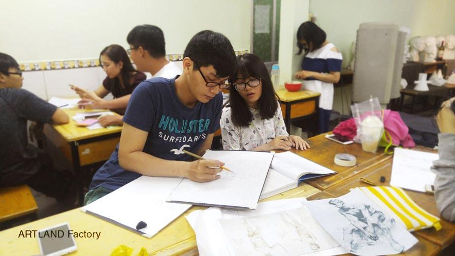 lớp dạy vẽ người cho người lớn tp hcm - Giới Thiệu Chương Trình Dạy Vẽ Chuyên Đề Mỹ Thuật Cho Người Lớn Tại TP. HCM