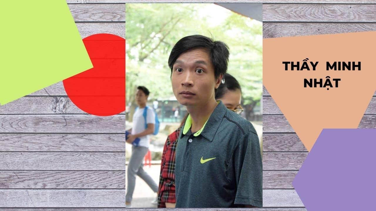Thầy Nhật Minh