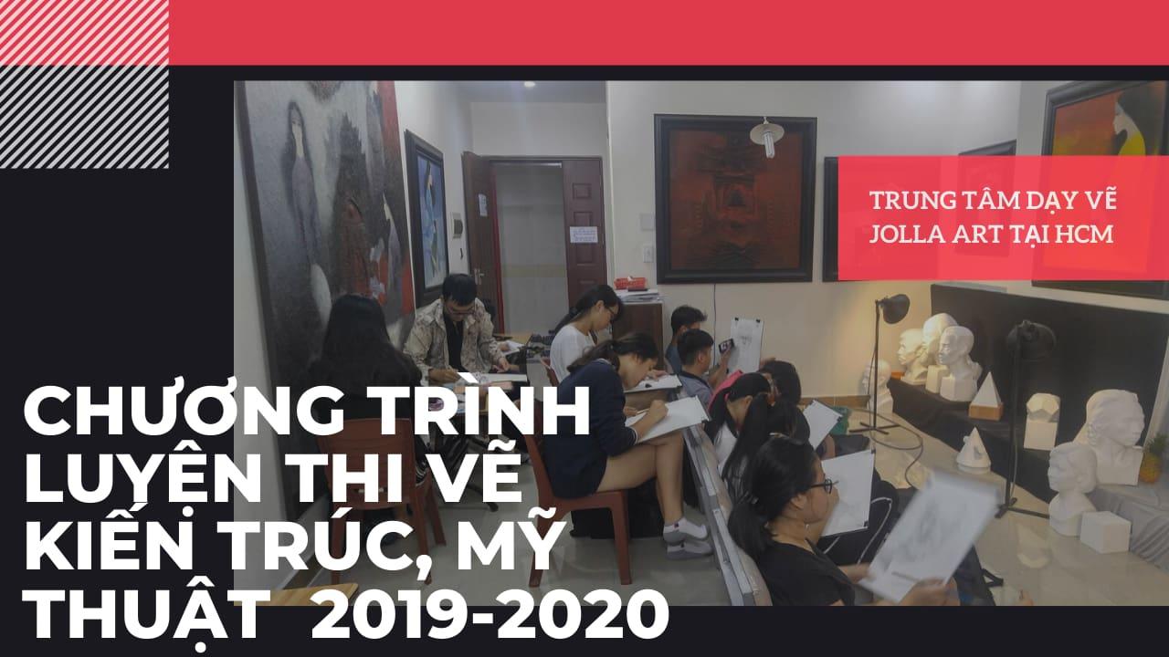 Trung tâm dạy vẽ luyện thi Kiến Trúc Mỹ Thuật