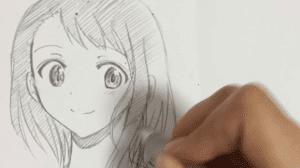 1 6 300x168 - Bí quyết bỏ túi những cách vẽ nhân vật hoạt hình Nhật Bản