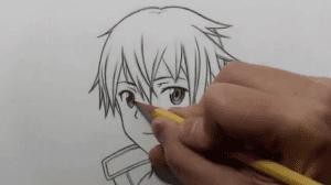 2 5 300x168 - Bật mí những cách vẽ nhân vật truyện tranh Nhật Bản