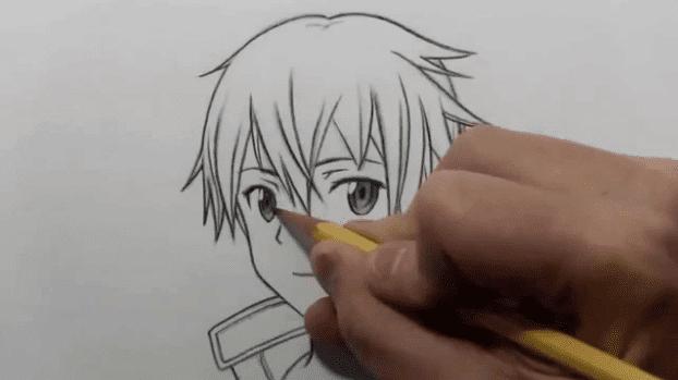 cách vẽ nhân vật truyện tranh Nhật Bản