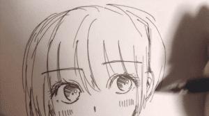 3 5 300x167 - Bật mí những cách vẽ nhân vật truyện tranh Nhật Bản