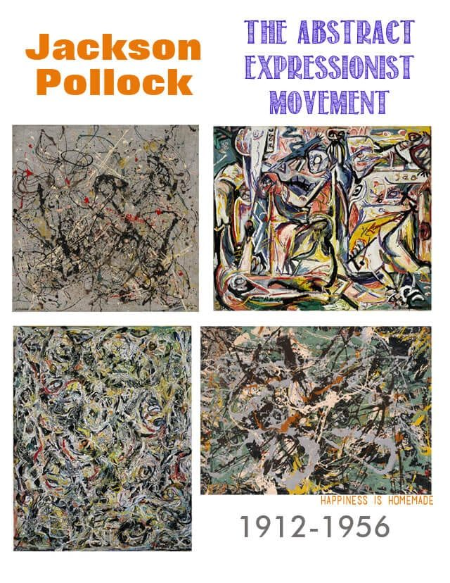 Jackson-Pollock-Painting-Examples