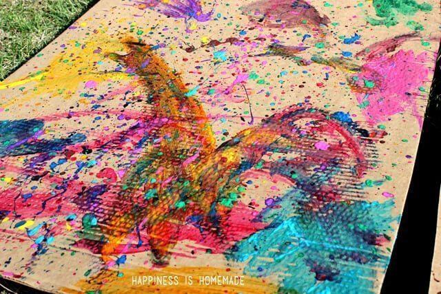 Oversized-Outdoor-Splatter-Painting-a-la-Jackson-Pollock