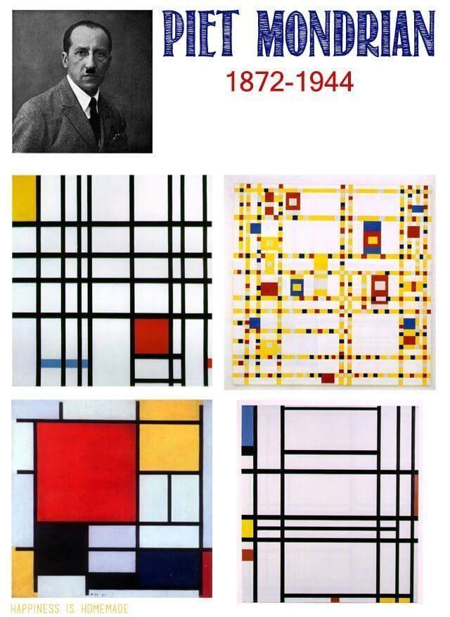 Piet-Mondrian-Artwork-Example