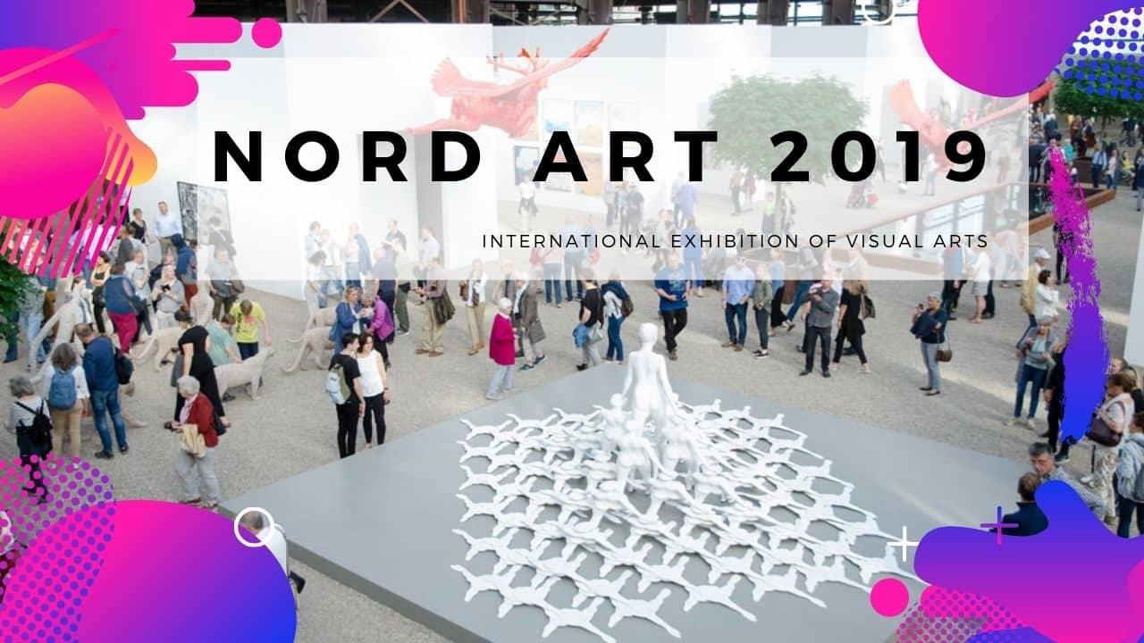 Cuộc Thi Nghệ Thuật Quốc Tế NordArt 2019