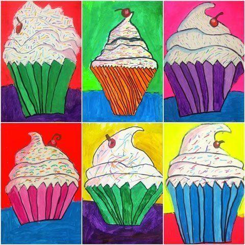 Wayne-Thiebaud-Cupcakes-1