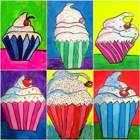 Wayne-Thiebaud-Cupcakes-2