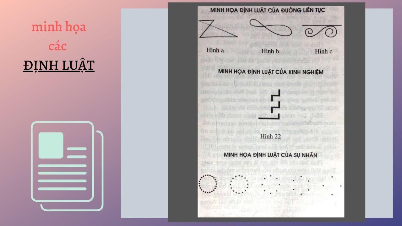 cơ sở tạo hình và nguyên lí thị giác