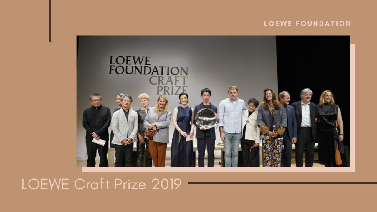 Cuộc Thi Nghệ Thuật LOEWE Craft Prize 2019
