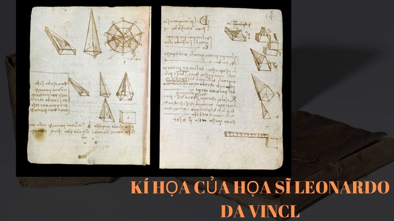 Kí họa của hộ sĩ Leonardo da vincl
