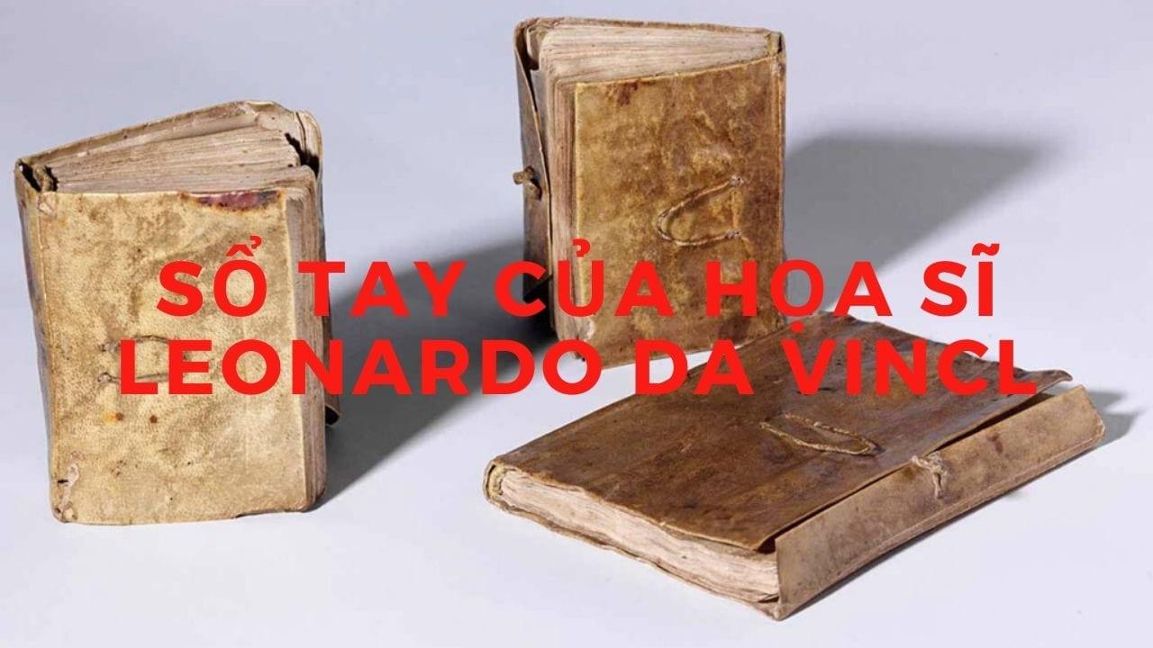 Sổ tay ghi chép của Leonardo da Vinci