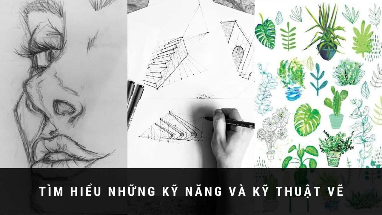 Còn rất nhiều kỹ thuật vẽ bạn có thể tìm hiểu và áp dụng!