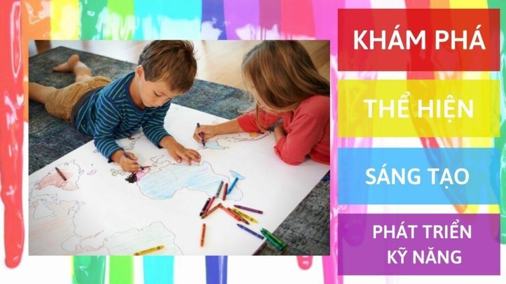 Vẽ giúp gì cho trẻ?